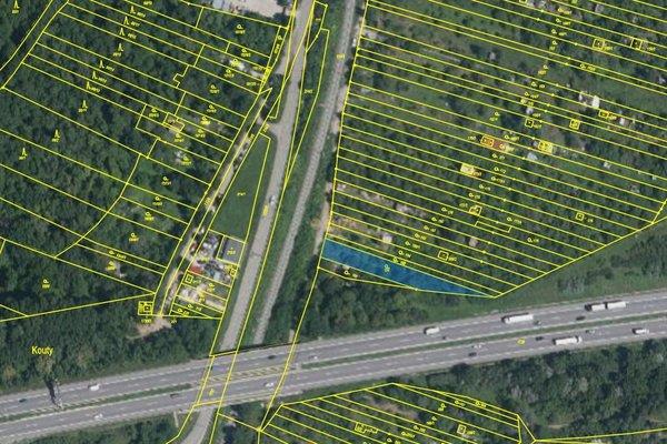 Prodej, Pozemky - zahrady, 875m²