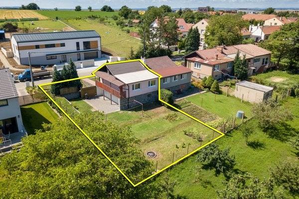 Prodej, Rodinné domy, 58m²