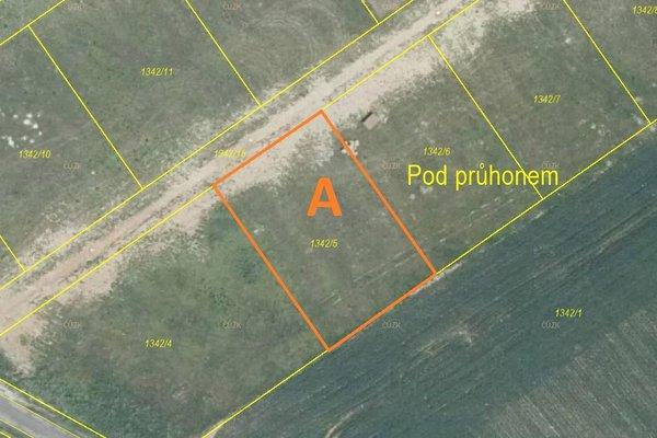 Prodej, Pozemky pro bydlení, 1187m²