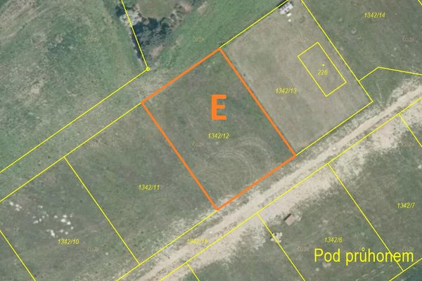 Prodej, Pozemky pro bydlení, 1302m²