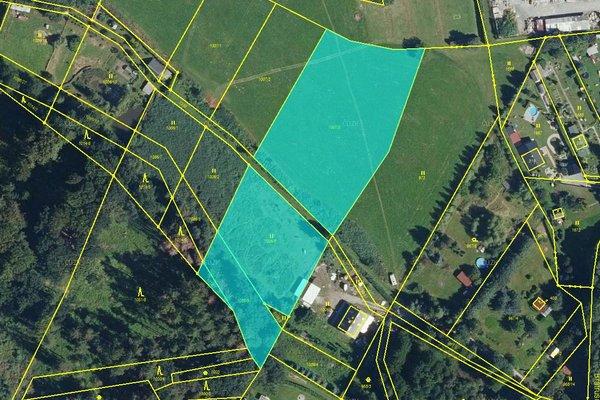 Prodej, Pozemky - trvalý travní porost, 7527m²