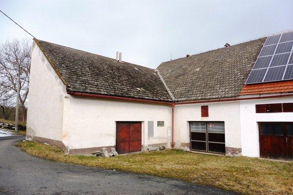 Prodej, Zemědělská usedlost, 170m²