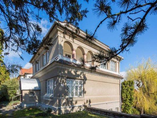 Prvorepubliková vila  Lerchova 36