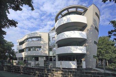 Zařízený byt 3+kk s terasou na TOP adrese, Rezidence Améba, Ostrava - centrum, Komenského sady, Ev.č.: 112608