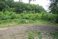 Pohled na pozemek 50_7 z dolní části