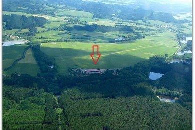 Areál letiště SKLÁŘE Mariánské Lázně s pozemky 860.609 m2, Ev.č.: P/3/10/2017