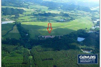 Areál letiště SKLÁŘE Mariánské Lázně s pozemky 860.609 m2, Ev.č.: P/3/10/2017-1