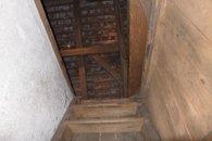 23 schody na půdu