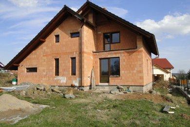 Novostavba rodinného domu 4 + kk - Horní Krupá, okres Havlíčkův Brod, Ev.č.: CSDD218G