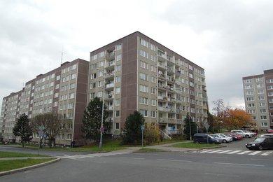 Byt 1+1 s výhledem, 47 m2, Praha 5 – Barrandov, Dreyerova 612/4, Ev.č.: P5161224G