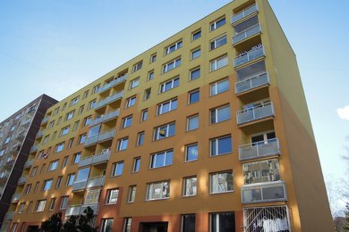 Byt 2+1 se sklepem, 45 m², Praha 5 – Barrandov, Dreyerova 642/17, Ev.č.: P5264210G