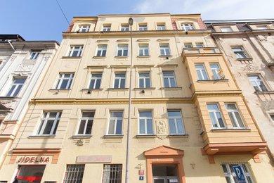 Byt 1 + kk (23 m²) se sklepní kójí, Praha 5 – Košíře, Brožíkova 281/6, Ev.č.: P5428104G