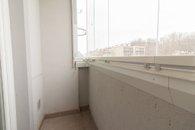 Zasklený balkon