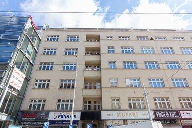 Byt 2+kk se sklepní kójí, 51 m², Praha 5 - Smíchov, Štefánikova 249/30, Ev.č.: P54249113G