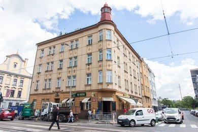 Byt 1+1, 42 m², Praha 5 – Smíchov, Nádražní 1301/13, Ev.č.: P57130113G
