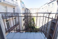 Balkon do vnitrobloku