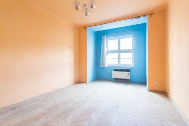 Byt 2 + 1 (68 m2) se sklepní kójí, Praha 5 – Košíře, Musílkova 303/3, Ev.č.: P5830309G