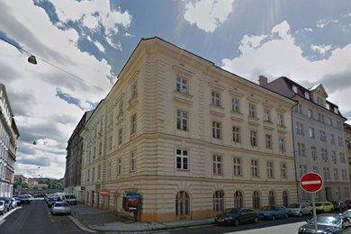 Byt 1+1, 37 m², Praha 5 – Smíchov, Na Bělidle 64/3, Ev.č.: P586402G