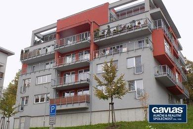 Moderně vybavený byt 2+kk (57 m2) + 2 balkóny, Ostrava, U Staré elektrárny 2070/22, Ev.č.: 101686