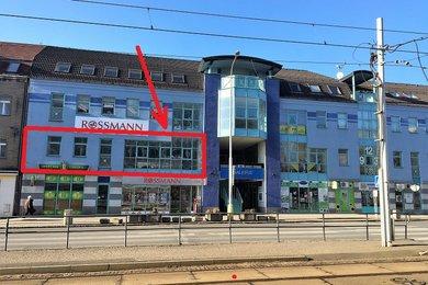 Pronájem, Obchodní prostory, 245 m² v centru Litvínova, Ev.č.: 254289