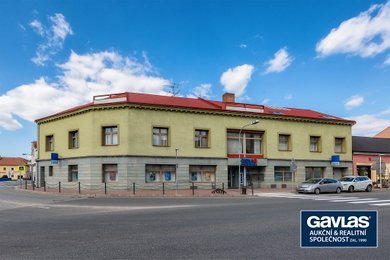 Prodej komerční budovy České spořitelny, která zůstane dlouhodobým nájemcem, Ev.č.: CS1901a