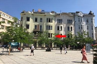 Kanceláře na Jiráskově náměstí, Ostrava – centrum., Ev.č.: 102671