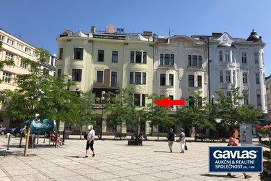 Kanceláře na Jiráskově náměstí, Ostrava – centrum, Ev.č.: 102671