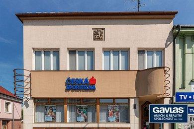 Prodej, činžovní dům 959 m² - Ledeč nad Sázavou, Ev.č.: CS1906a