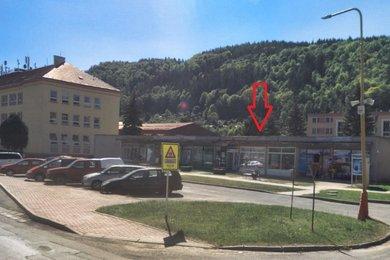 Prodej volné kanceláře 114m² - bývalé pobočky České spořitelny - Hanušovice, Ev.č.: CS1909