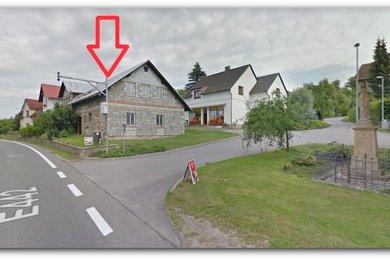Nedokončený dům se 3 byty a komerčním prostorem - Ktová, Ev.č.: CSDD219A