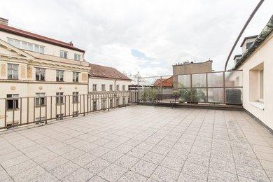 1+kk, 24 m², s terasou 48 m², Praha 5 - Smíchov, Preslova 2213/5, Ev.č.: P5P2/2213/19