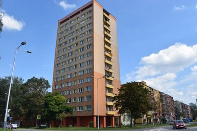 Byt 1+1 (26,7 m2) v os. vl., Ježkova 2, Ostrava - Poruba., Ev.č.: 102681