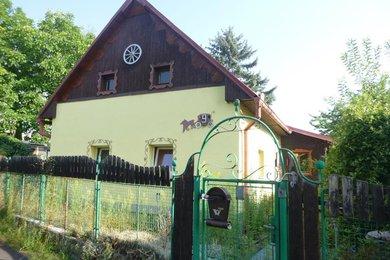 Rodinný dům s pozemky 1 167 m2 - Křešice, Ev.č.: CSDD2319