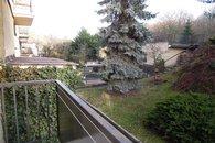 balkon - výhled