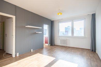 Byt 1 + kk (30 m²) se sklepní kójí (1, 2 m²), Praha - Hostivař, Vajdova 1039/6, Ev.č.: 202222