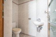 Samostatné WC ve 2. NP