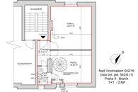 Dispozice - Nad Vinohradem 16 (b.j. 6-1)