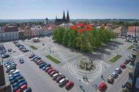 4 panorama náměstí V. Myto