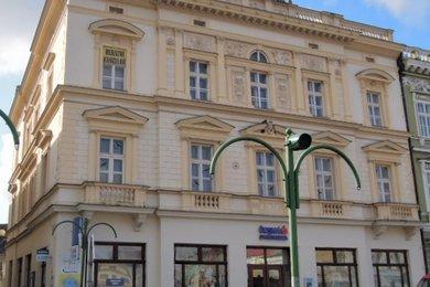 Prodej pronajaté komerční budovy s pobočkou České spořitelny, 1475m² - Vysoké Mýto, Ev.č.: CS1903