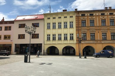 Obchodní prostory v domě na pěší zóně, náměstí Svobody 27, Frýdek-Místek, Místek, Ev.č.: 101684