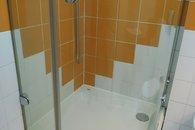 malá koupelna - sprcha