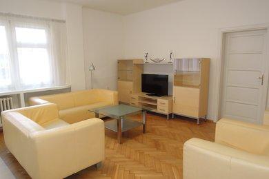 Zařízený reprezentativní byt 3+1, 97 m2, Praha 1 – Nové Město, Myslíkova ul., Ev.č.: 223384
