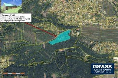 Prodej pozemku 1,84 ha, Praha - východ, Klecany, Ev.č.: 202224