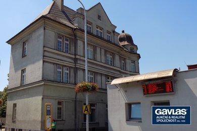 Komerční vila v centru města Třinec, ul. Frýdecká 410, Ev.č.: CS2001