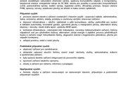 07 ÚP - regulativy pozemek Železárenská, Ostrava