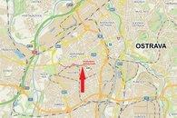 02 Pozemek Železárenská, Ostrava, prodloužená Železárenská