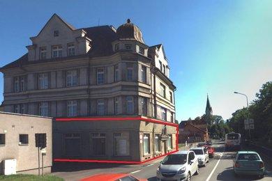 Obchodní prostory na autobusovém nádraží, Třinec, ul. Frýdecká 410., Ev.č.: CS2001-3