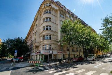 Byt 2 + 1, 78 m², s balkonem a sklepem, Praha 3 – Vinohrady, Lucemburská ul., Ev.č.: P31/2013/24