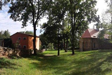 RD 4 + 1 Stříbro - s unikátní polohou přímo u areálu historického kostela, Ev.č.: P11020