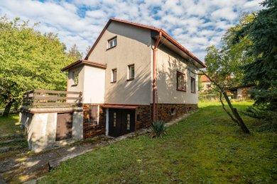 Dům (116 m2) se zahradou,  Soběhrdy , okres Benešov, Ev.č.: 202225